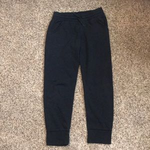 Old navy relaxed slub-knit joggers